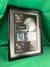 SWV Rare RIAA Certified 3 X Platinum Sales Award Plaque