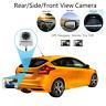 Car Front/Side/Rear View Backup Camera Reversing 8LED HD Night Vision Waterproof