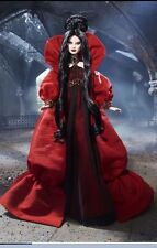 HAUNTED BEAUTY GOTHIC VAMPIRE BARBIE DOLL GOLD LABEL NIB
