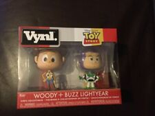 Funko Vynl. - Toy Story - Woody & Buzz Lightyear Collectible Figure