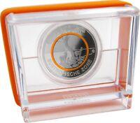 Deutschland 5 Euro Subtropische Zone 2018 Spiegelglanz Sammlermünze in Box