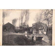 CULEY le moulin timbrée 1939