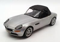 Kyosho 1/18 Scale Model Car K01S - BMW Z8 - Silver