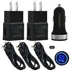For Moto Razr+ 5G G Power G7 G9 Play USB Car Wall Charger Type C Cord Data Cable