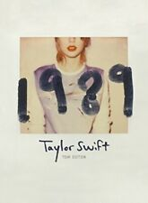Limited CD 1989 Tour Edition Taylor Swift /Japan
