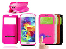 Synthetic Leather Mobile Phone Flip Cases for Sony Xperia Z3