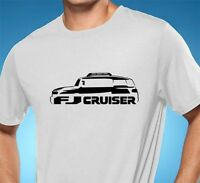 FJ Cruiser 4x4 Classic Car Tshirt NEW FREE SHIPPING