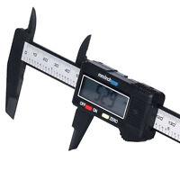 "Hard 150mm 6"" LCD Electronic Digital Messschieber Schieblehre Messer Mikrometer"