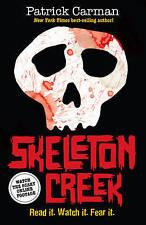 Skeleton creek par patrick carman (paperback, 2010) nouveau livre