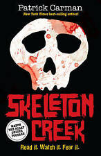 Skeleton Creek by Patrick Carman (Paperback, 2010) New Book