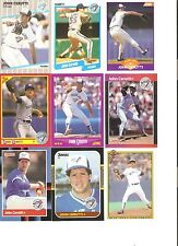 18 CARD JOHN CERUTTI BASEBALL CARD LOT            72
