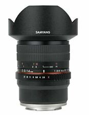 Objectifs Samyang 14mm pour appareil photo et caméscope