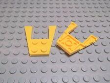 Lego 2 Flügelplatten 4x4 gelb 43719  Set 2230 4096 4888 7885