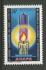 NEW CALEDONIA. 1978. Old People's Day Commemorative. SG: 605. Mint Never Hinged.