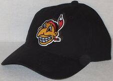 Cleveland Indians Polo Style Cap ~Hat ✨VINTAGE MLB PATCH/LOGO ✨7 HOT COLORS ✨NEW