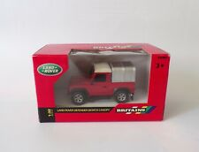 Britains Ltd. Land Rover Defender 90 with Canopy Diecast Model (Sealed) 1:32