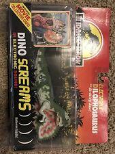 Jurassic Park Dilophosaurus Screams Kenner 1993 NIB