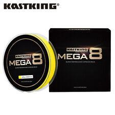 KastKing Mega 8 Braided Fishing Line 137/247/457m 8 Strands Leader line