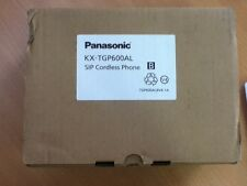Panasonic KX-TGP600 SIP DECT VoIP Cordless Phone System - USED