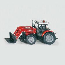 SIKU Massey Ferguson Tractor with Front Loader 1:32 Scale * die-cast * NEW 3653