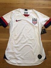Nike NWT Women's  Dri-Fit USA Breathe Stadium Jersey Home Size XS AJ4398-100