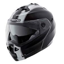 Caberg Duke Legend Black/white Motorcycle Helmet 509542 M
