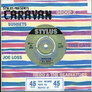 V/A - CD   Caravan  (Stylus)  rare UK 60s Instrumentals