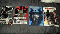 BATMAN lot of 4 Hardcovers Grant Morrison