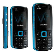 Blue Unlocked Nokia 5320 Xpress Cell Phone Music 3G 2MP Camera Mobile Original
