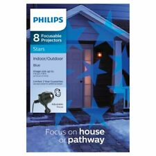 Philips Christmas Led Star Projectors Blue