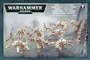 Tyranid Purestrain Genestealers Warhammer 40k GAMES WORKSHOP 51-06 BNIB