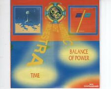 CD ELECTRIC LIGHT ORCHESTRAtime balance of powerEXRUSSIA (B1656)