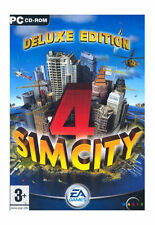 SimCity 4 -- Deluxe Edition (PC: Mac, 2003)