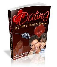 """ Dating & Online Dating for Newbies ""  Ebook - PDF - Love Couples Sex Partner"