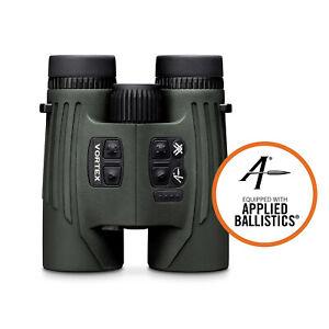 """NEW! Vortex Fury 5000 HD """"Applied Ballistics"""" 10x42 Rangefinder binoculars"""