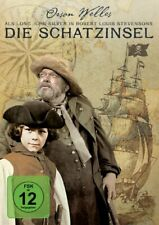 Die Schatzinsel DVD Orson Welles 1972