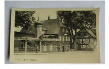 Carta FOTOGRAFICA Eutin i Holstein voßhaus/editoria Julius Simonsen Oldenburg