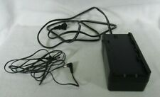 Original RCA Camcorder AC Adapter and Battery Charger Model CPS019 Tested Works