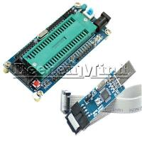 Programmer AVR ATMEGA16 Minimum System Board ATmega32 + USB ISP USBasp For ATMEL