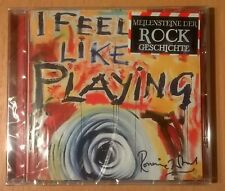 RONNIE WOOD I Feel Like Playing (CD sealed) Rolling Stones Slash Billy Gibbons