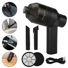 Rechargeable Air Duster Electric Cleaner Cleaning Blower for Car/PC/Keyboard/Pet