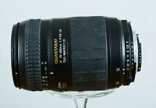 Quantaray AF LD 70-300mm 1:4-5.6 Tele Macro Lens For NIKON AF  Tested/Guaranteed