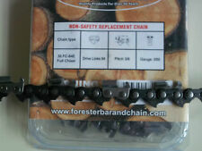 CHAIN SAW CHAINS BY FORESTER,(FULL CHISEL)     24''  3/8  .050  84 DL