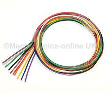 11m Single Solid Core hookup Wire.11 Colours x1m  Breadboard Arduino stripboard.