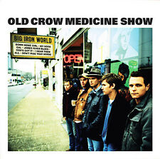 Big Iron World - Old Crow Medicine Show (2006, CD NUEVO)