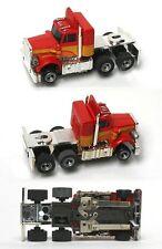 1982 Aurora AFX Magnatraction SHELL Peterbilt Truck Tractor Slot Car 1156 Unused