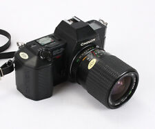CHINON CP-7m BLACK, 35-75/3.5-4.8 FIVE-STAR, SHUTTER ANOMALY/207352