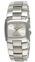 GUCCI Silver Dial S-Steel Women's Bracelet Watch YA085505