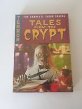 Tales From The Crypt The Complete Third Season Terror Horror Movie  DVD