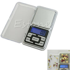 500g x 0.1g Practical Pocket LCD Digital Jewelry Gold Gram Balance Weight Scale